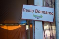 Radio Bonnaroo Tent entrance