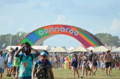 The Bonnaroo Archway 2015