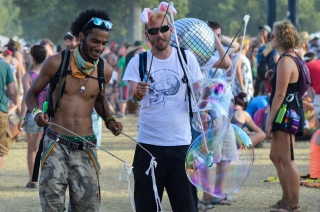 The Bubble Brothers of Bonnaroo 2015