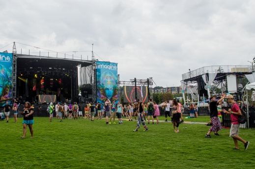 Oceania stage