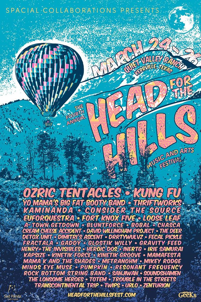 vie Headforthehillsfest.com - Head for the Hills 2016 Lineup - FestivalForecast