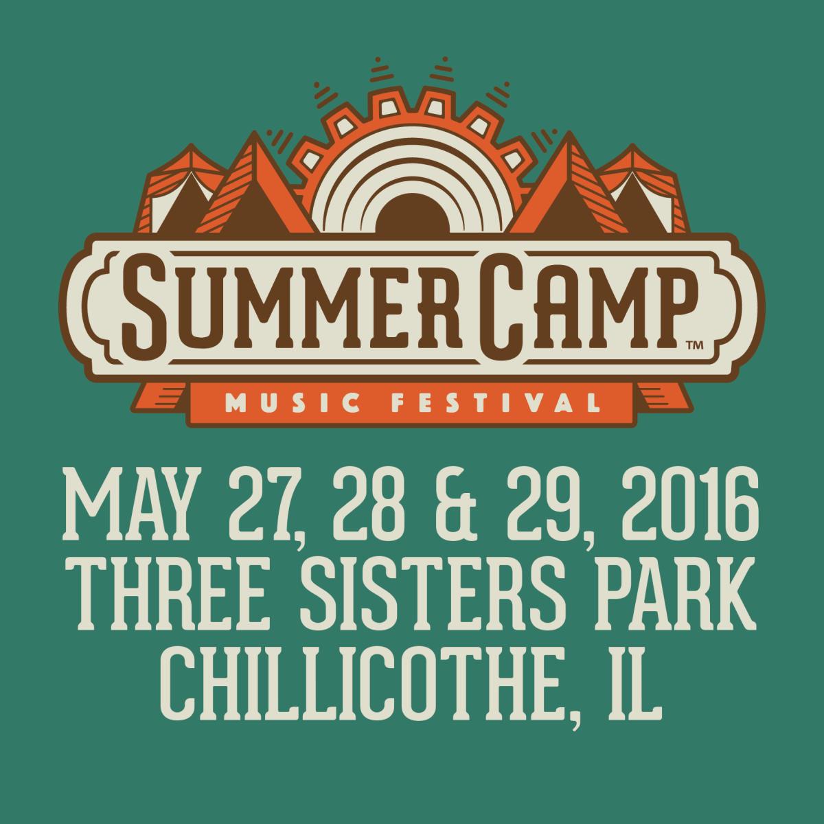 Summer Camp 2016: Playlist